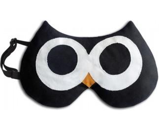 Leschi Slaapbril - blinddoek uil op=op
