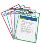 Learning Resources Schreib und Wischen Mappen 5 Stück