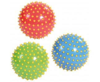 JToys Massageballen stippen 3 stuks 12cm